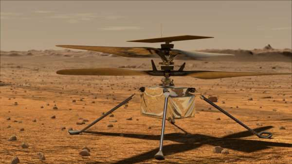 NASA foto ingenuity_photo