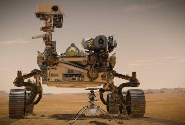 Het wordt druk op Mars!