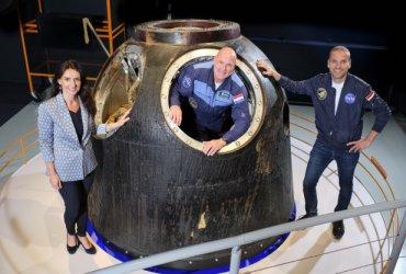 Space Expo heropent deuren met een unieke museumervaring