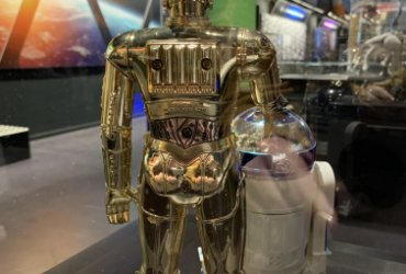 Star Wars bij Space Expo