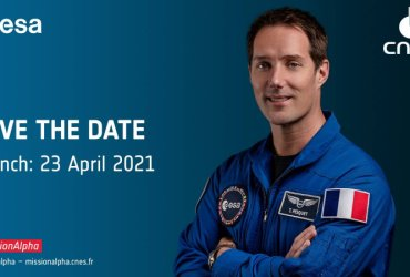 Thomas astronaut