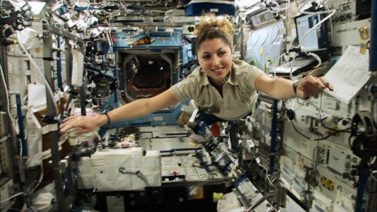 Toeristen iin ISS - NASA