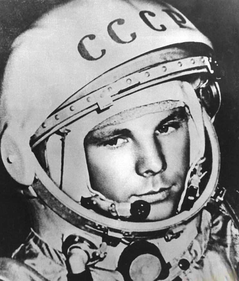 Yuri Gagarin - Roscosmos