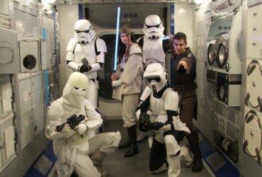Space Expo tijdens krokusvakantie in het teken van Star Wars
