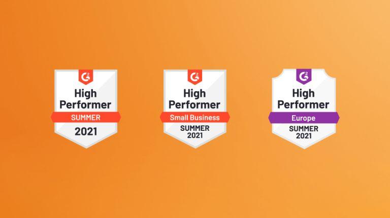 Plate uitgeroepen tot G2 High Performer