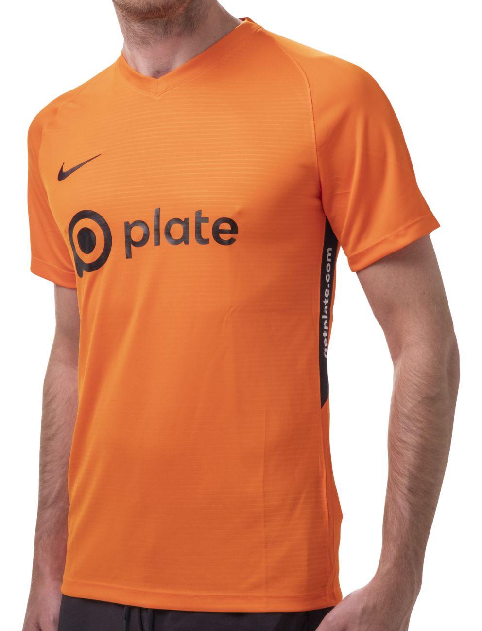 Plate Oranje Shirt EK00