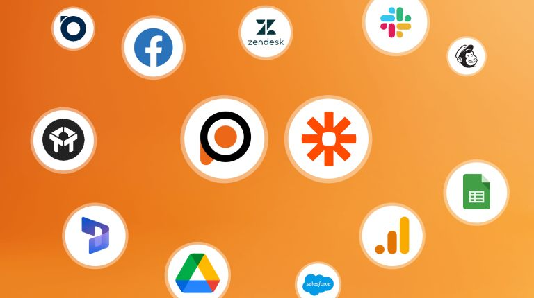Integreer Plate 'no-code' met +3000 apps via Zapier