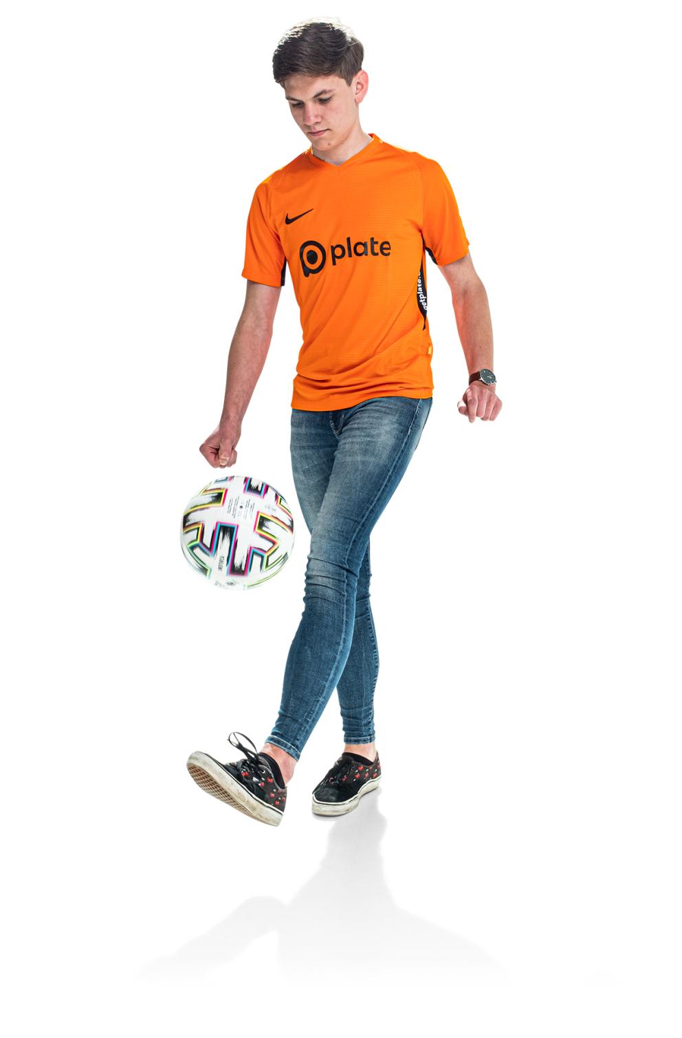 Plate team Veenendaal