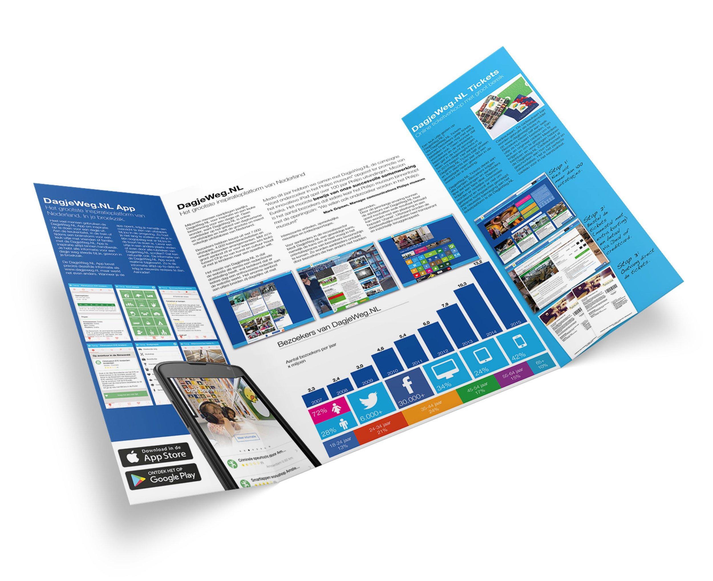 Eskes Media brochure