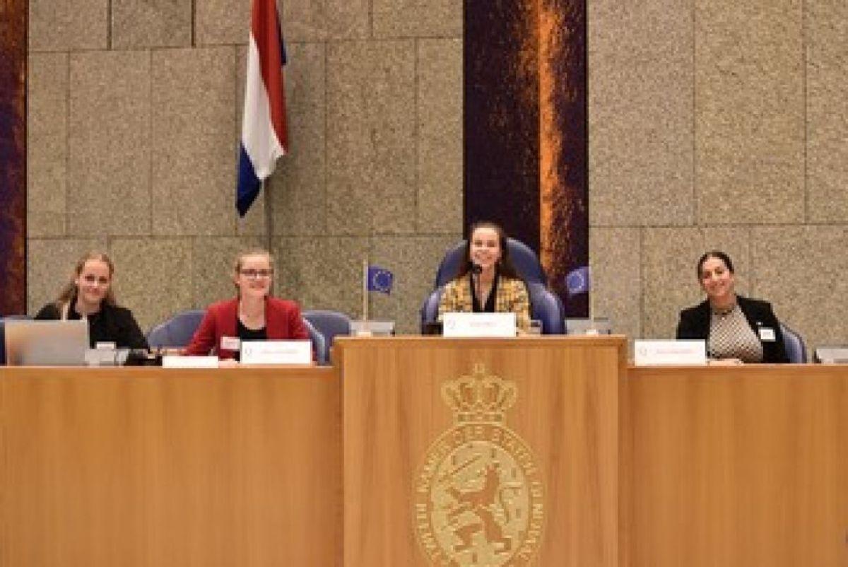 Model European Parliament en het USG