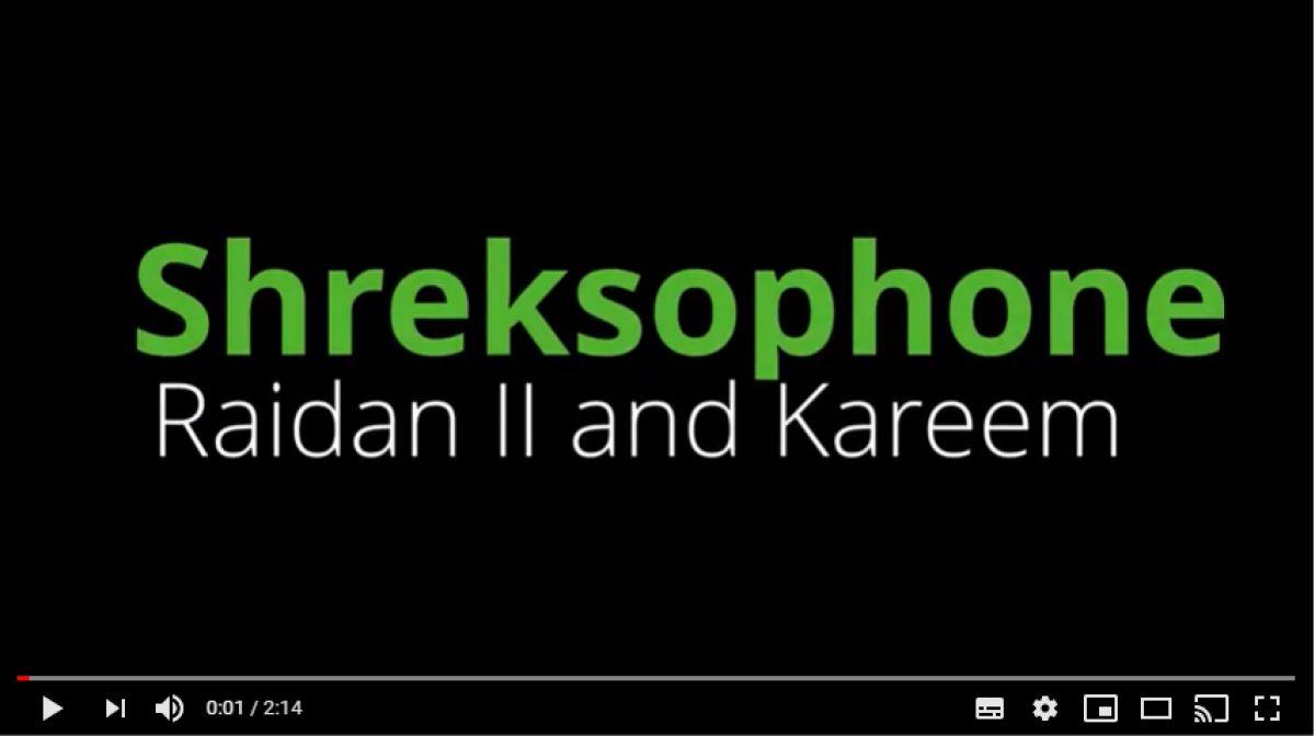 Coole work-out video van Kareem en Raidan