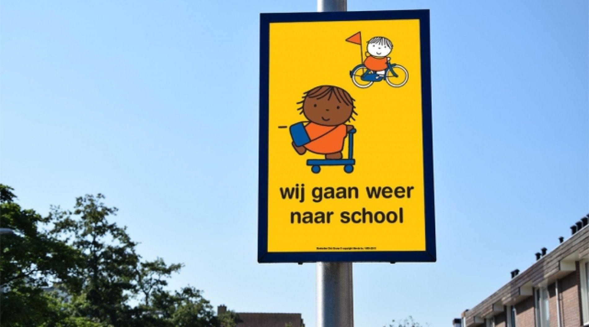 Informatie over de start van het schooljaar