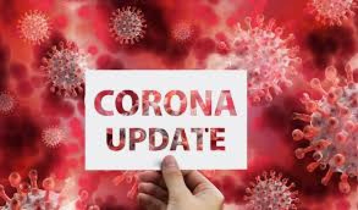 Corona update 25 september 2020