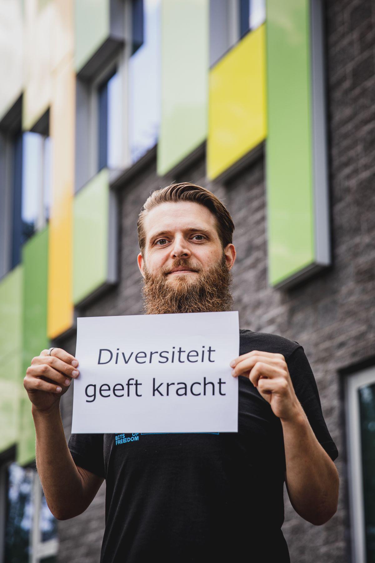 'Diversiteit geeft kracht'