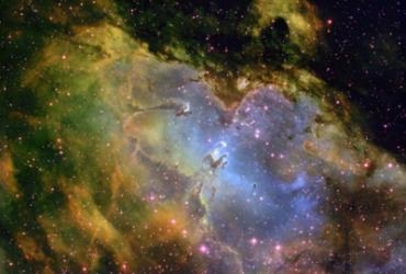 adelaarsnevel hubble telescoop
