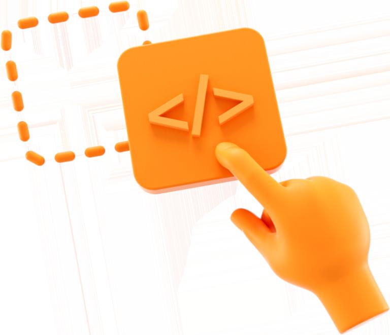 Low-code website builder